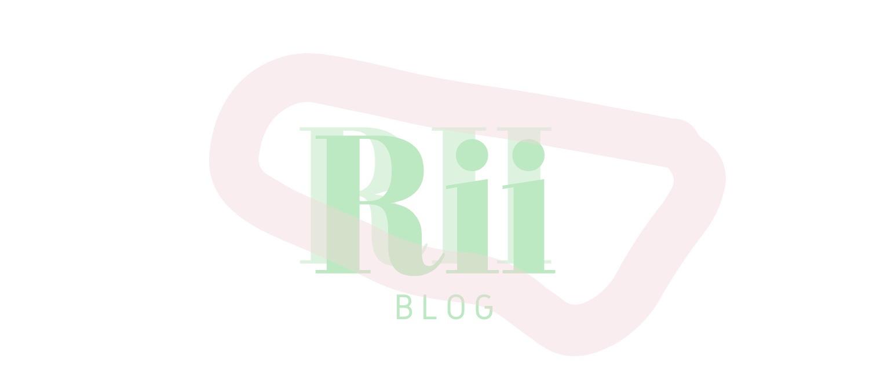Rii Blog